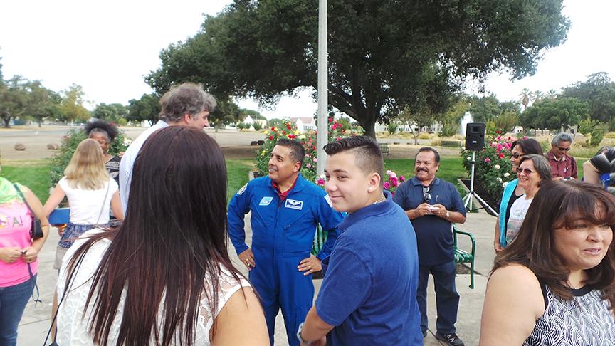 Astronaut Jose Hernandez - Guest Speaker
