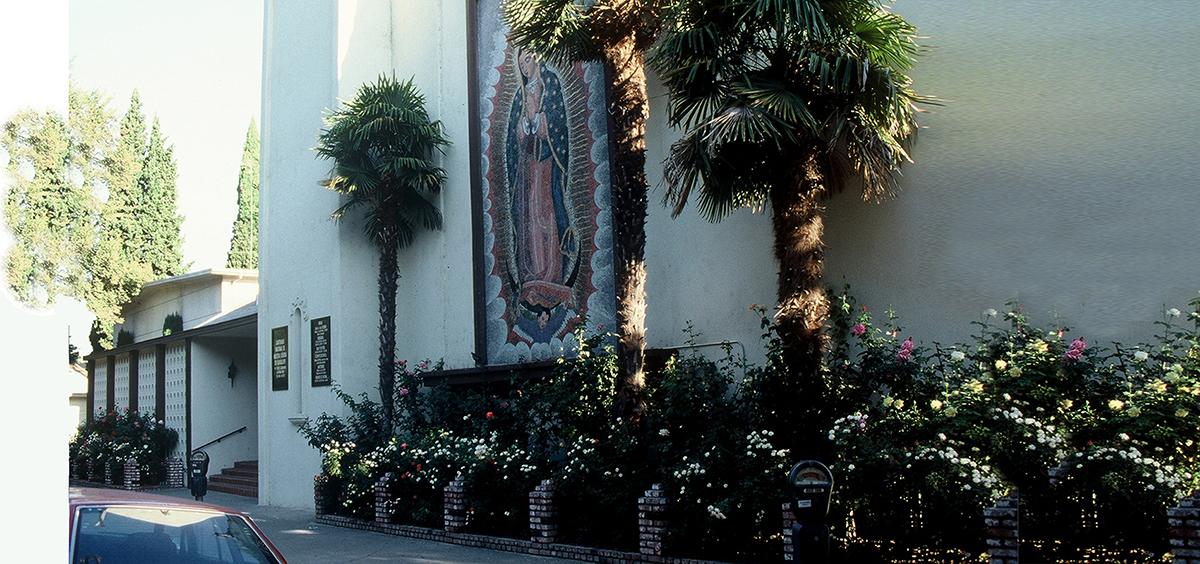 Lady of Guadalupe Sacramento