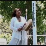 Maria Maldonaldo performs State Capitol 4th of July