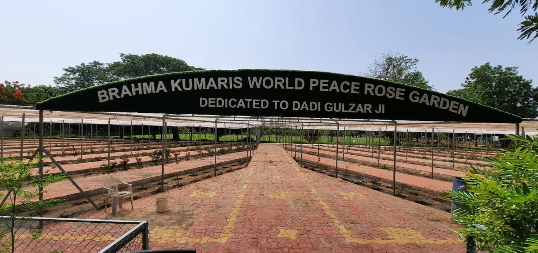 Brahma Kumaris International World Peace Garden